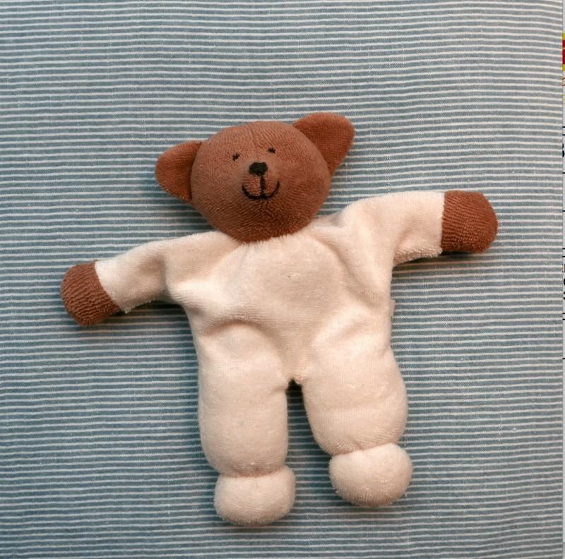 Frottè bjørn