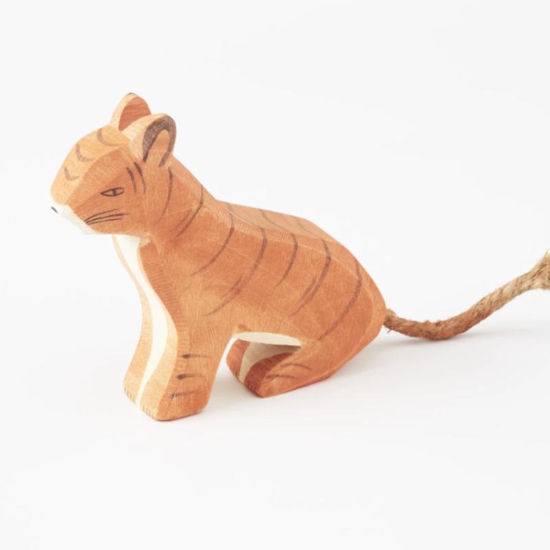 Ostheimer - Sittende tiger