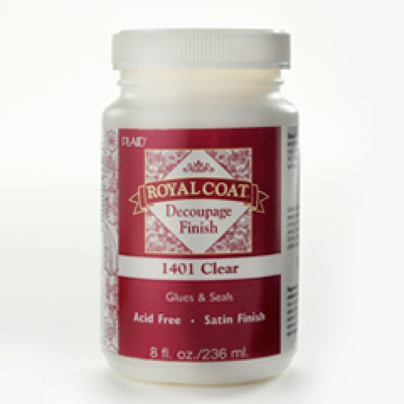 Royal Coat Dècoupage-liimalakka, 236ml
