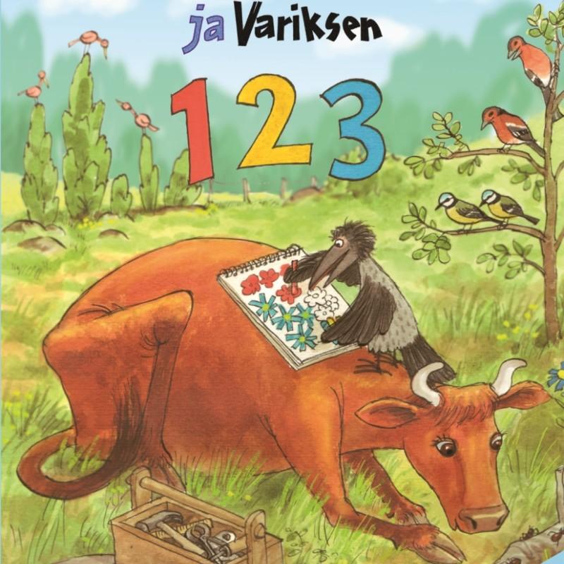 Mimmi Lehmän ja Variksen 1 2 3 - Jujja Wieslander, Sven Nordqvist