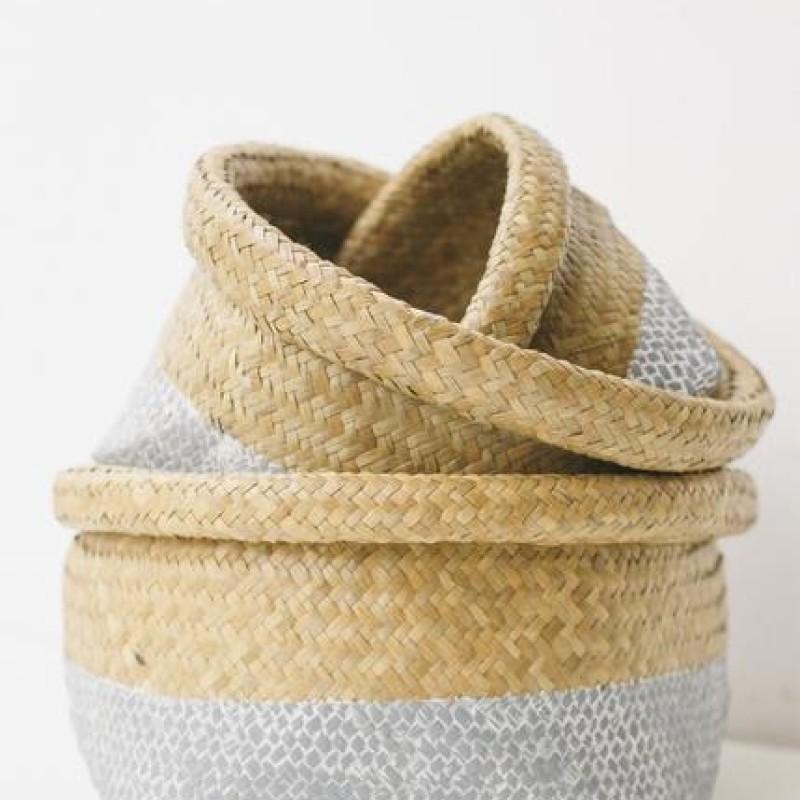 Woven Sea-grass Baskets