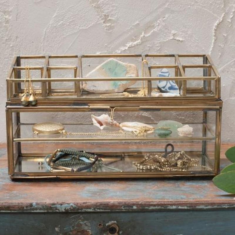 Bequai Open Jewellery Box
