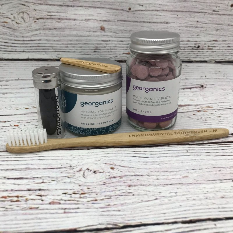 Tooth care gift set