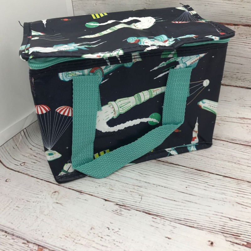 Insulated lunch bag -   Intergalactic