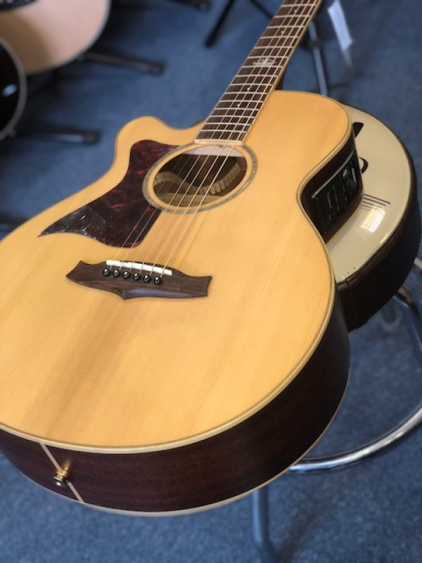 TANGLEWOOD TW145 SS CE LH NATURAL SUPER FOLK ELECTRO L/HAND