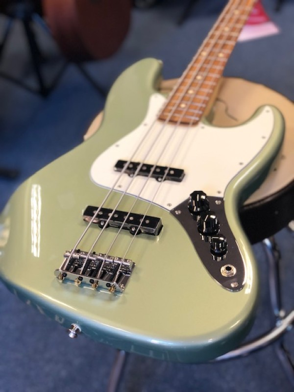 Fender Player Jazz Bass Sage Green