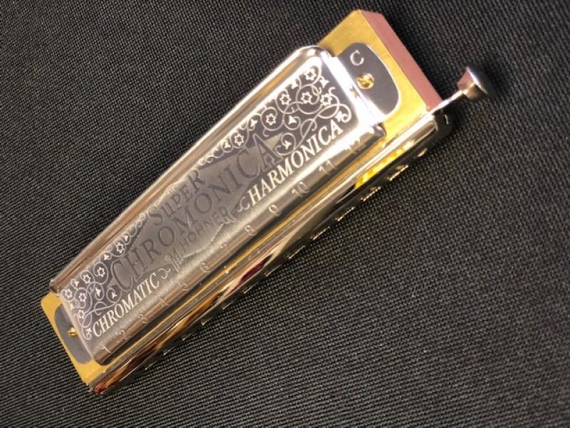 HOHNER CHROMONICA 48 C harmonica