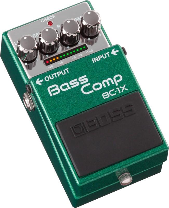 Boss BC1x Bass Compressor pedal