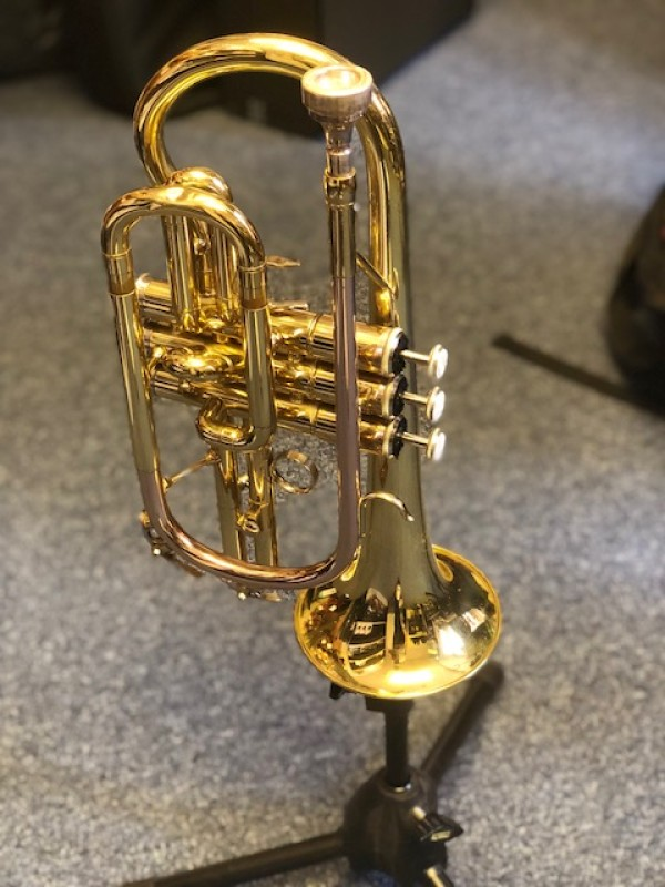 ROSETTI CORNET (SECOND-HAND)
