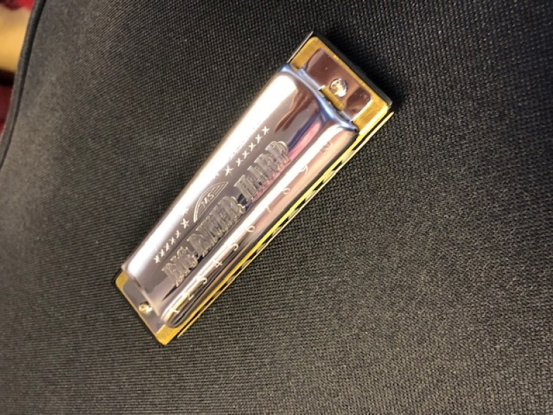 HOHNER BIG RIVER harmonica (Various Keys)