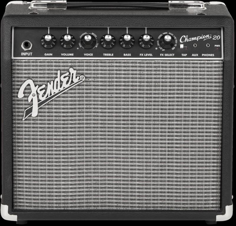Fender Champion 20W amp