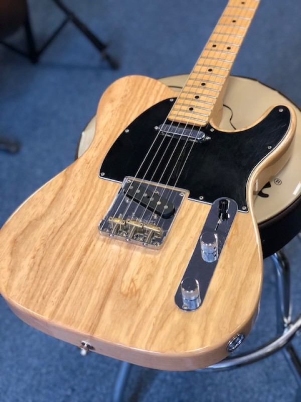 Fender American Pro Telecaster Natural Ash with Maple Neck (Second Hand)