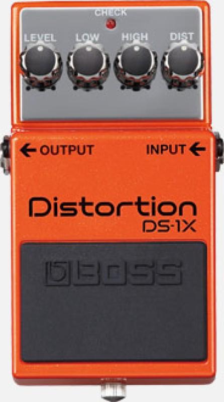 Boss DS1X DISTORTION