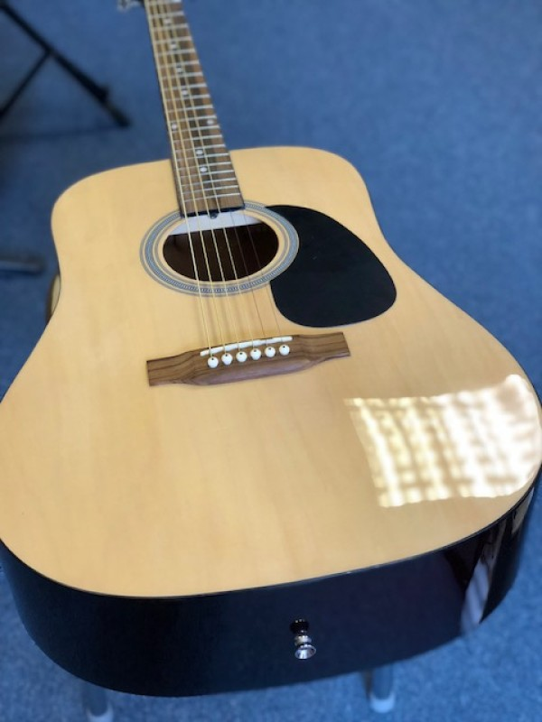 SX 3550 DREADNOUGHT ACOUSTIC NATURAL