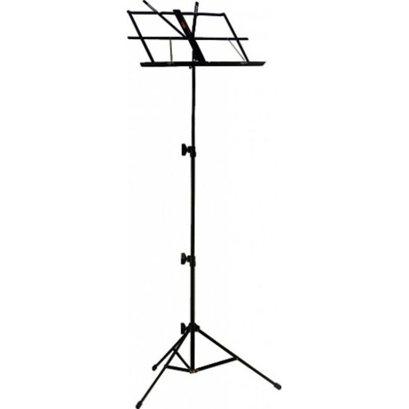 NEW Stagg MUSQ4 Folding Music Stand