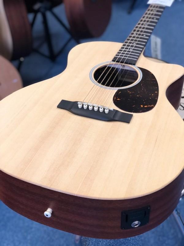 Martin GPCX1AE X Series Electro Acoustic