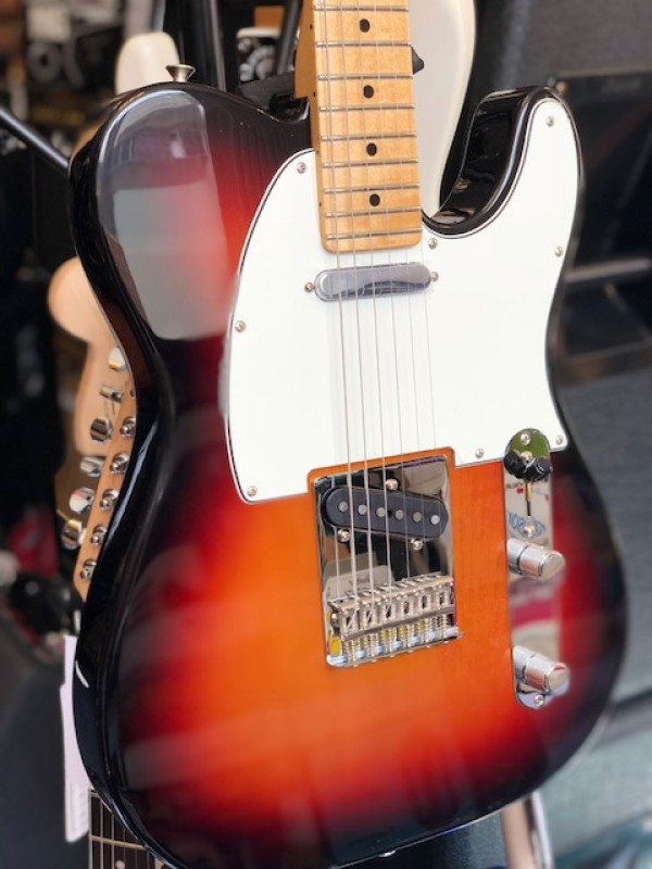 FENDER PLAYER TELE MN 3TS ELECTRIC GUITAR