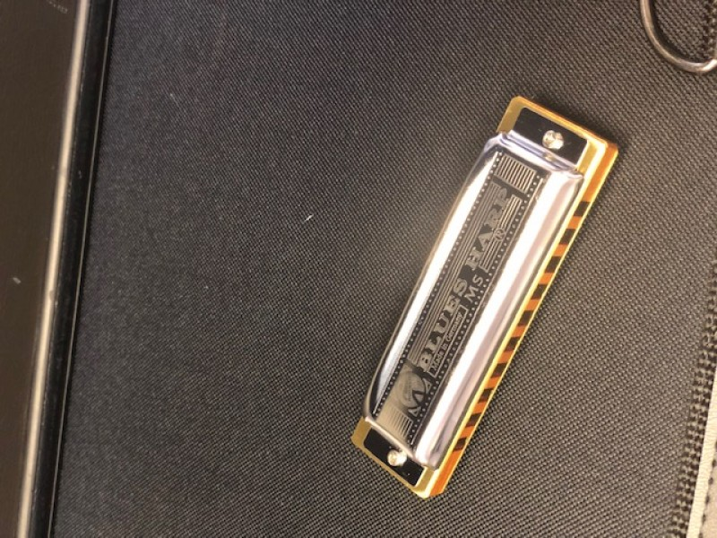 HOHNER BLUES HARP harmonica 532
