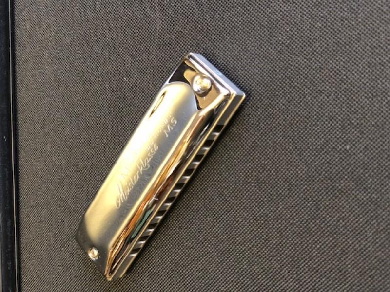 HOHNER MEISTERKLASSE (Various Keys) harmonica