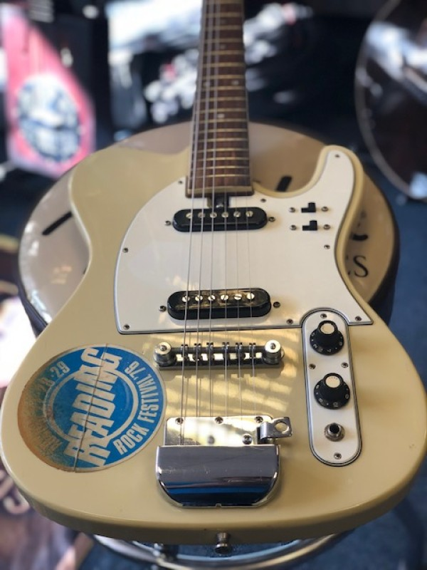 Zenta rare early 70s solid body tele (second hand)