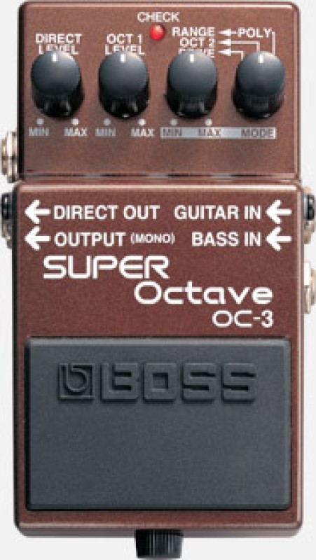 Boss OC-3 OCTAVER