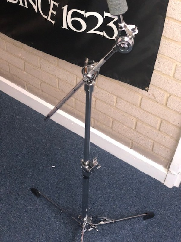 Gibralter SC-4E Flat Base Boom Cymbal Stand