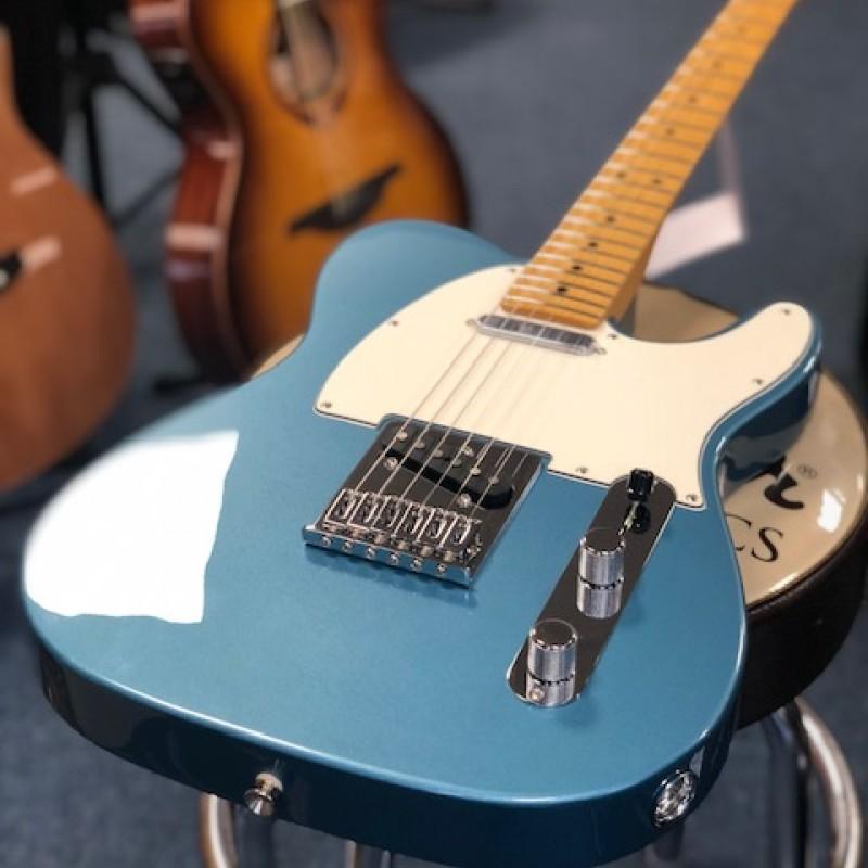 Fender Player Tele Tidepool (Slight Cosmetic Mark)