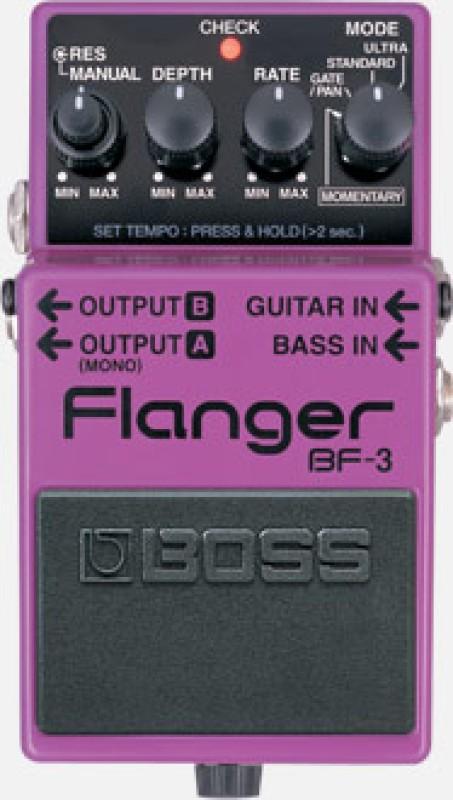 Boss BF3 FLANGER