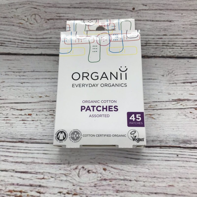 Organii Patches - Assorted