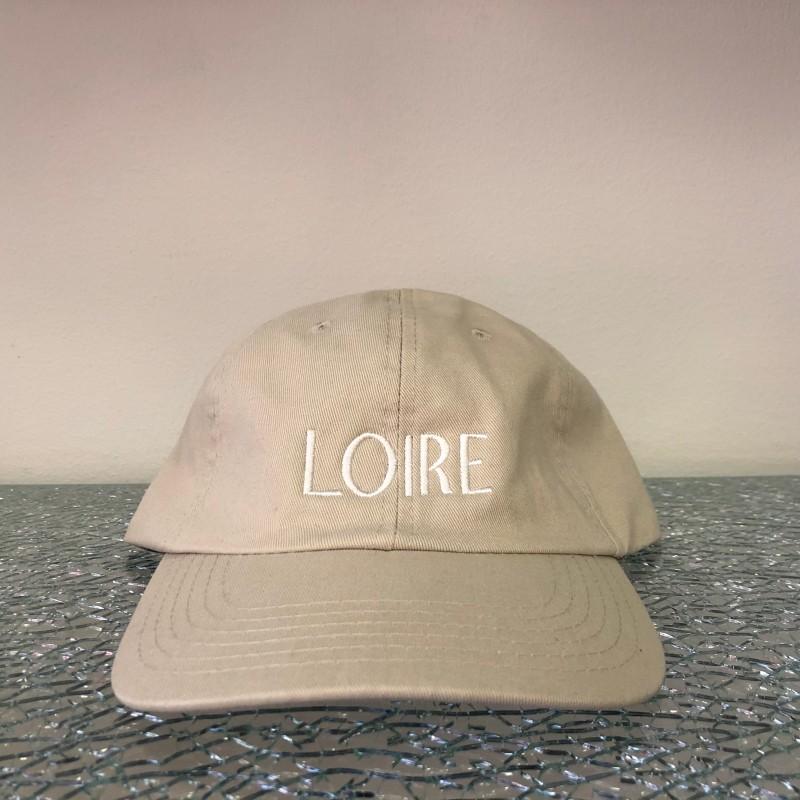 Hat, Loire (beige/white)