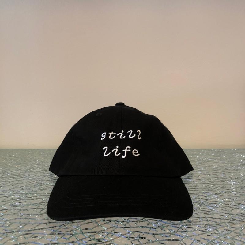 Hat, Still Life, black/white