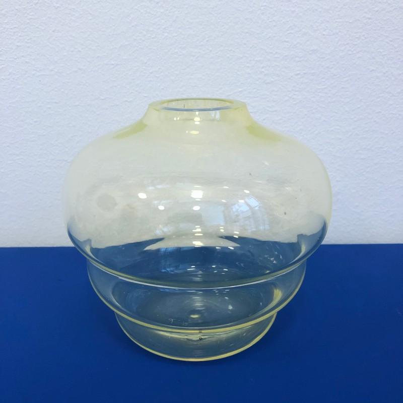 """""""Honung"""", glass vase by Lisa Reiser"""