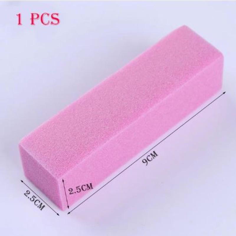 Pink Nail Buffers