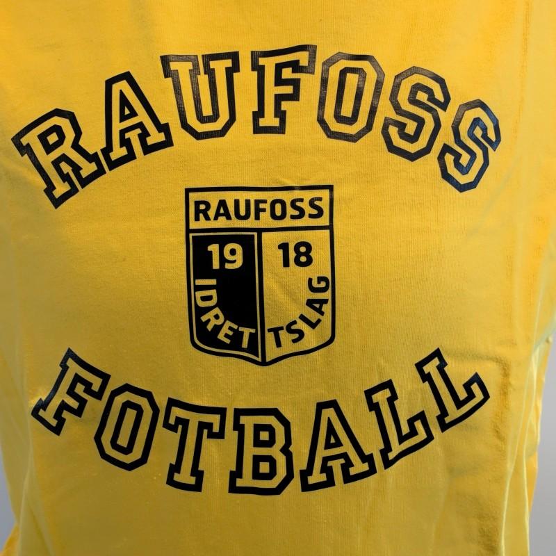 T Skjorte Raufoss Fotball