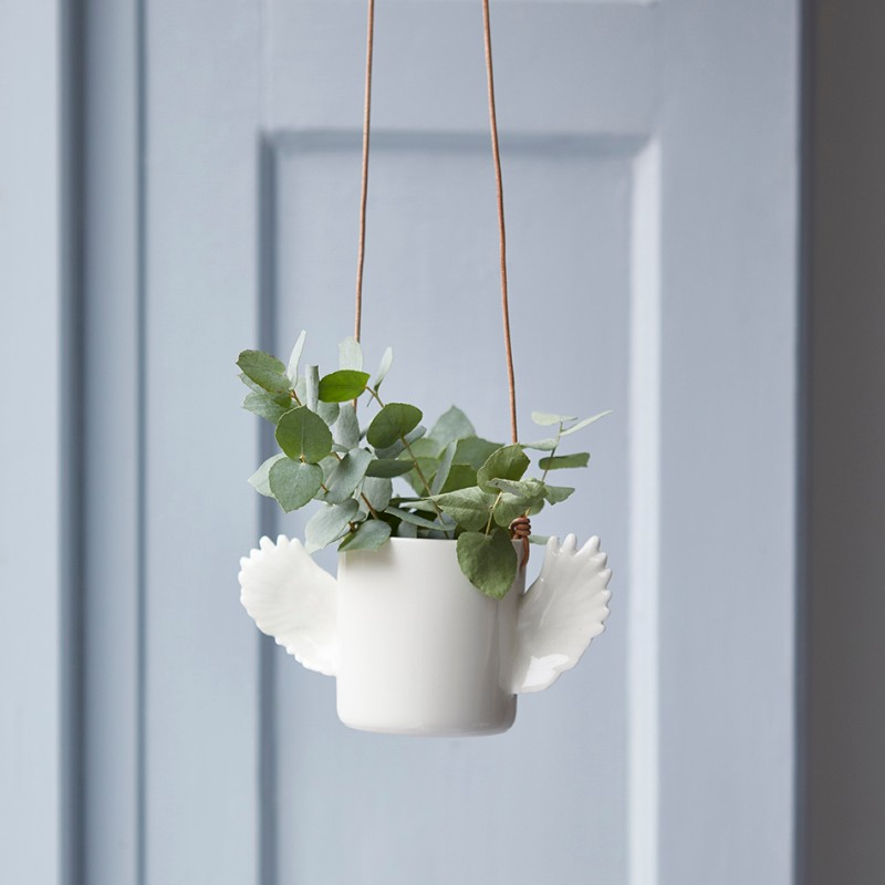 Fly away // Hanging flowerpot
