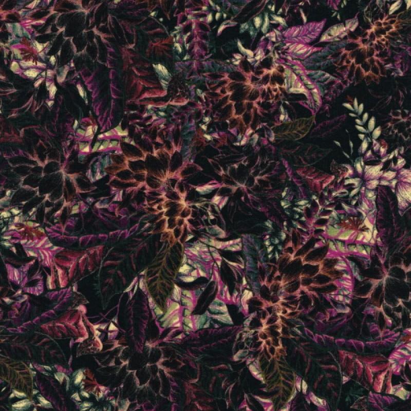 Jersey rosalila blad