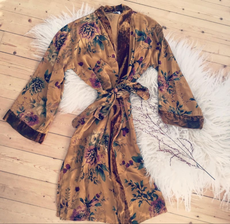Kimono Mustard