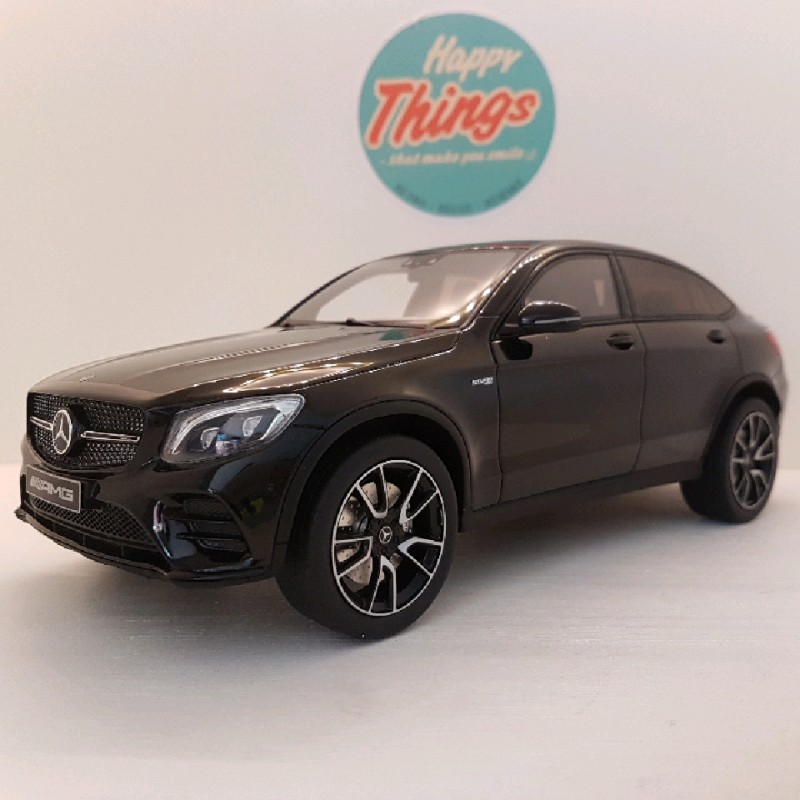 1:18 Mercedes-Benz GLC43 AMG Coupe GT Spirit Limited