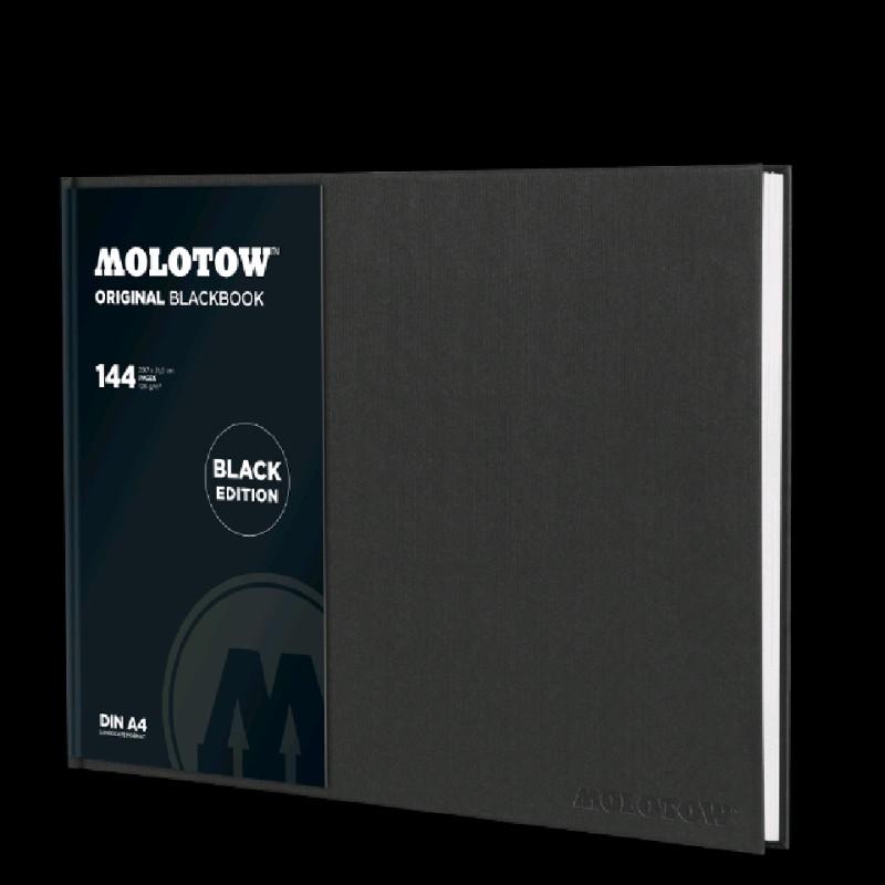 Molotow Blackbook Din A4