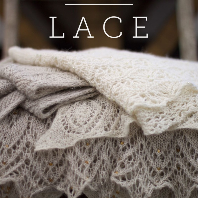 Bog - Chesterwool lace