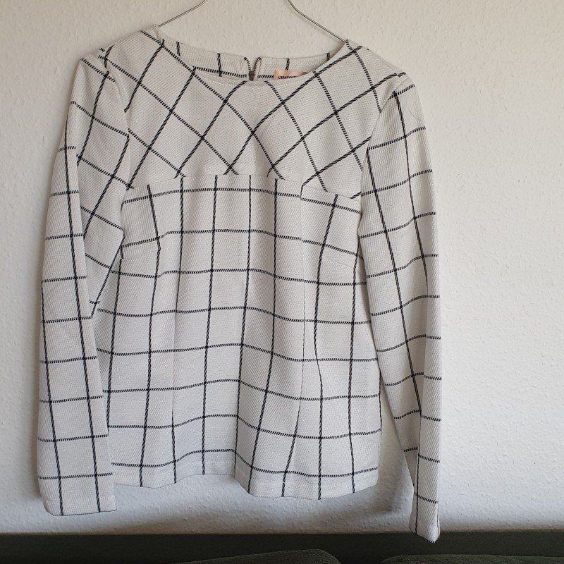 Custommade bluse str. 36