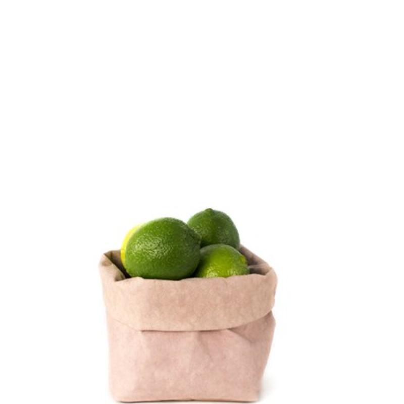 Small Paper Bag Rosa Quarzo