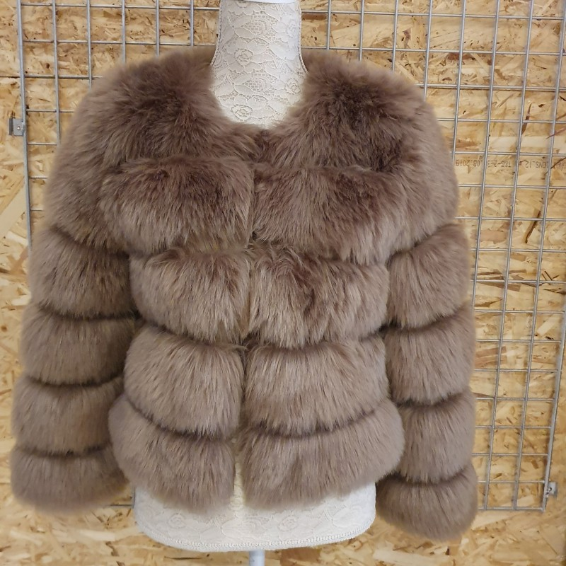 American dreams fake fur str. xs
