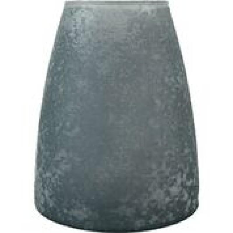 Oohh Palma Conical Vase, grå