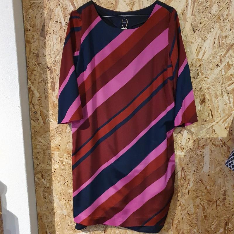 Tommy Hilfiger silke kjole str. 6 (xs/s)