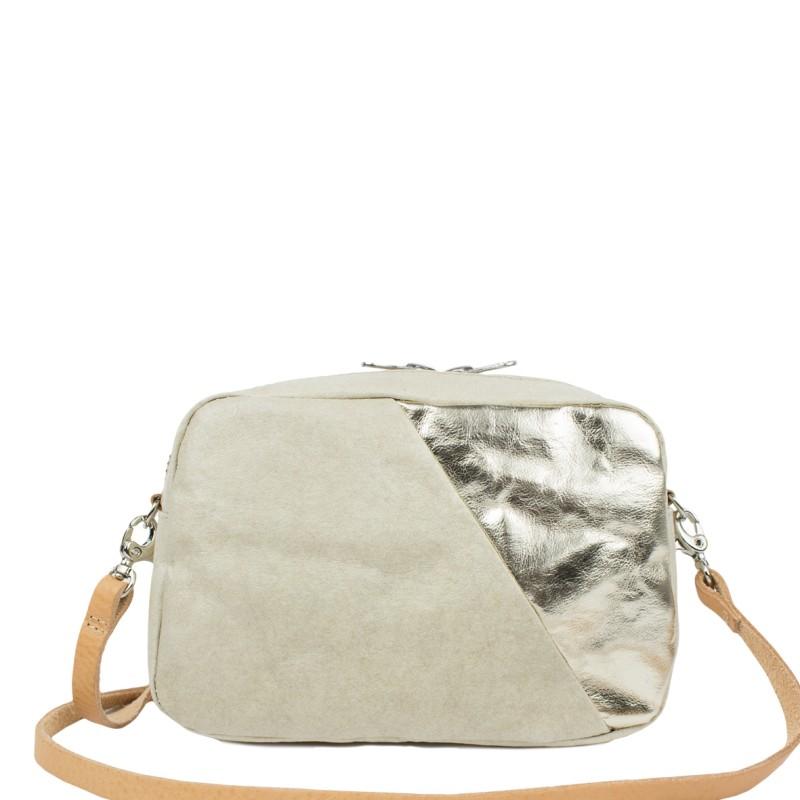 Mini Bag, Platin