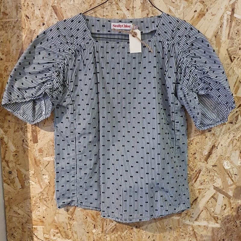 SeeByCloé bluse str. 36