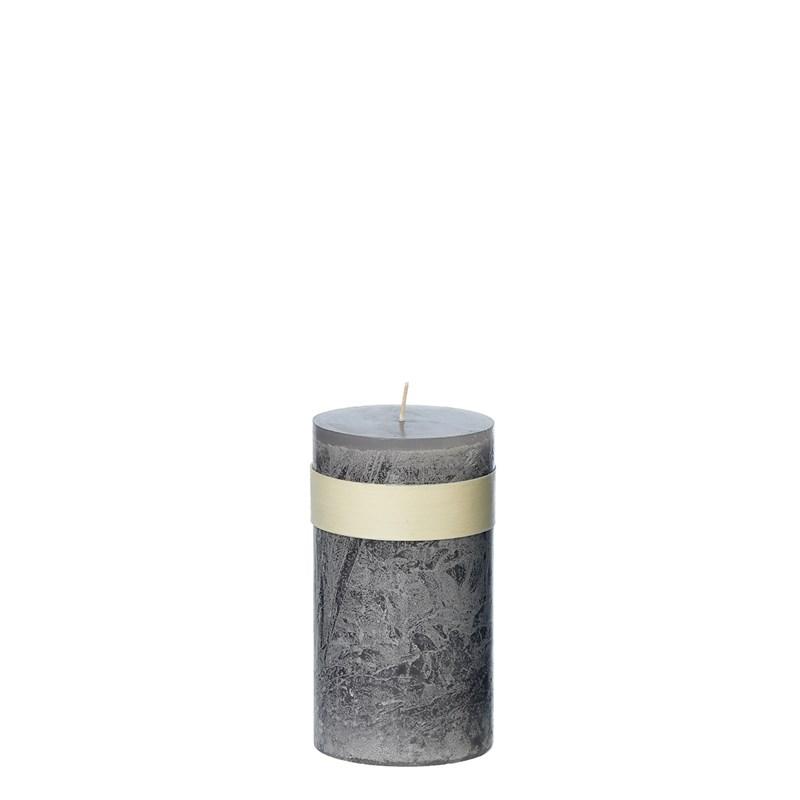 Vance Kitera Timber Candle Grey