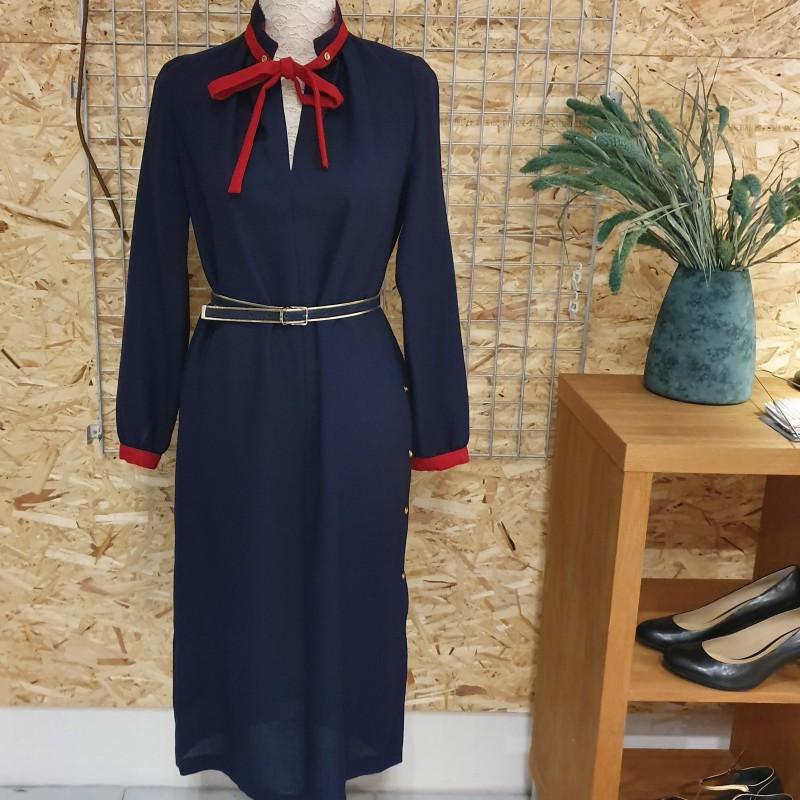 Vintage kjole str. 36