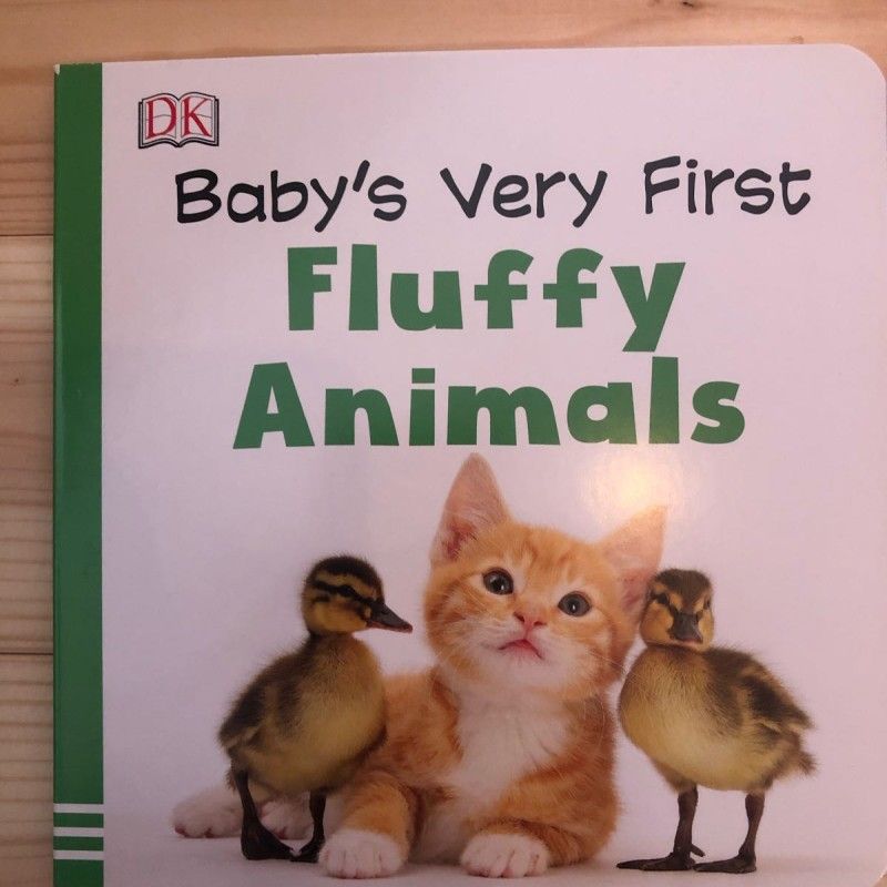Baby's very first fluffy animals